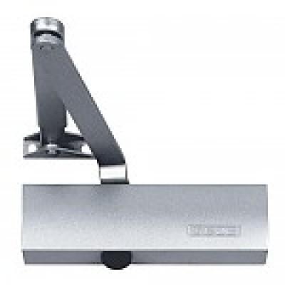 Доводчик GEZE TS 1500 Серебро (тело + тяга)