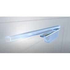 GEZE ActiveStop. Активный дверной стопор с функцией доводчика.