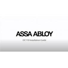 Что делать если хлопает дверь? Регулировка после монтажа доводчика, на примере ASSA ABLOY DC110