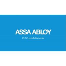 ASSA ABLOY DC175 Доводчик со скользящим каналом и технологией CAM MOTION