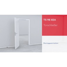 Дверной доводчик Dormakaba TS98 XEA